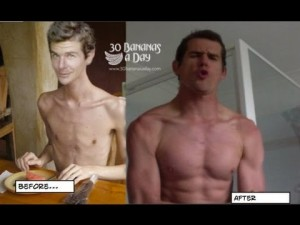 Durianrider Before & After Steroid Abuse