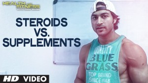 STEROIDS vs SUPPLEMENTS | Health and Fitness Tips | Guru Mann