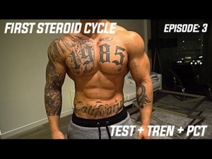 Ep. 3: First Steroid Cycle – Testosterone Enanthate & Trenbolone Acetate