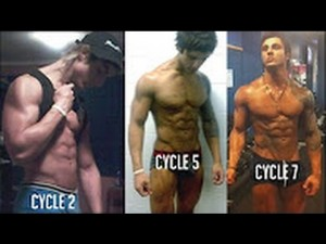 Zyzz Steroid  Cycle History
